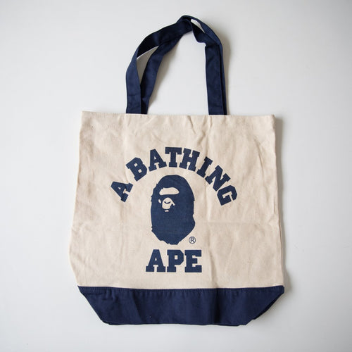 Bape College Tote Bag (MINT)