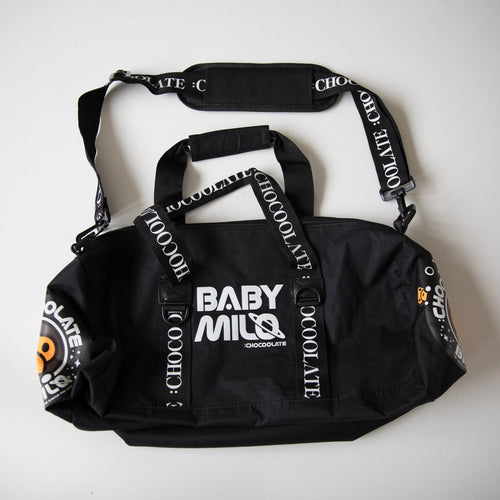 Bape Baby Milo Chocoolate Space Duffle Bag (MINT)
