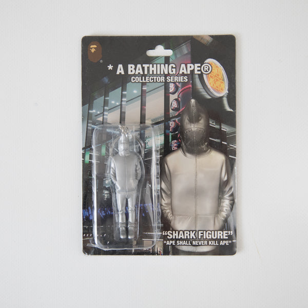 Bape Shark Figure Keychain (NEW)