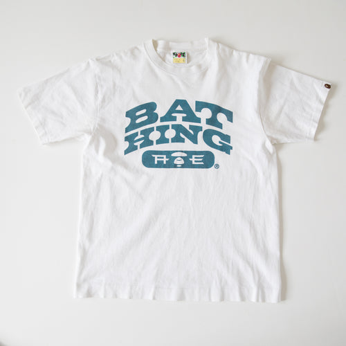 Bape Logo Tee (Medium / USED)