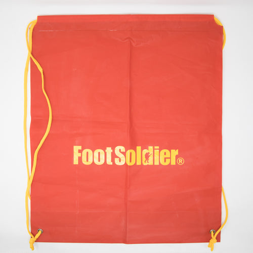 Bape Foot Soldier String Bag (USED)