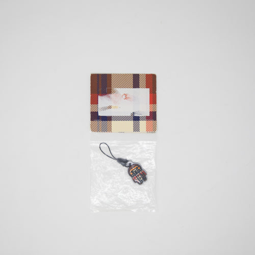 Bape Baby Milo Checkered Keychain (NEW)