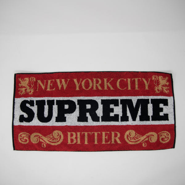 Supreme Bar Towel Red (USED)