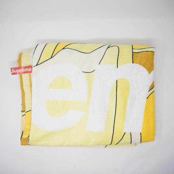 Supreme Abstract Beach Towel (NEW)