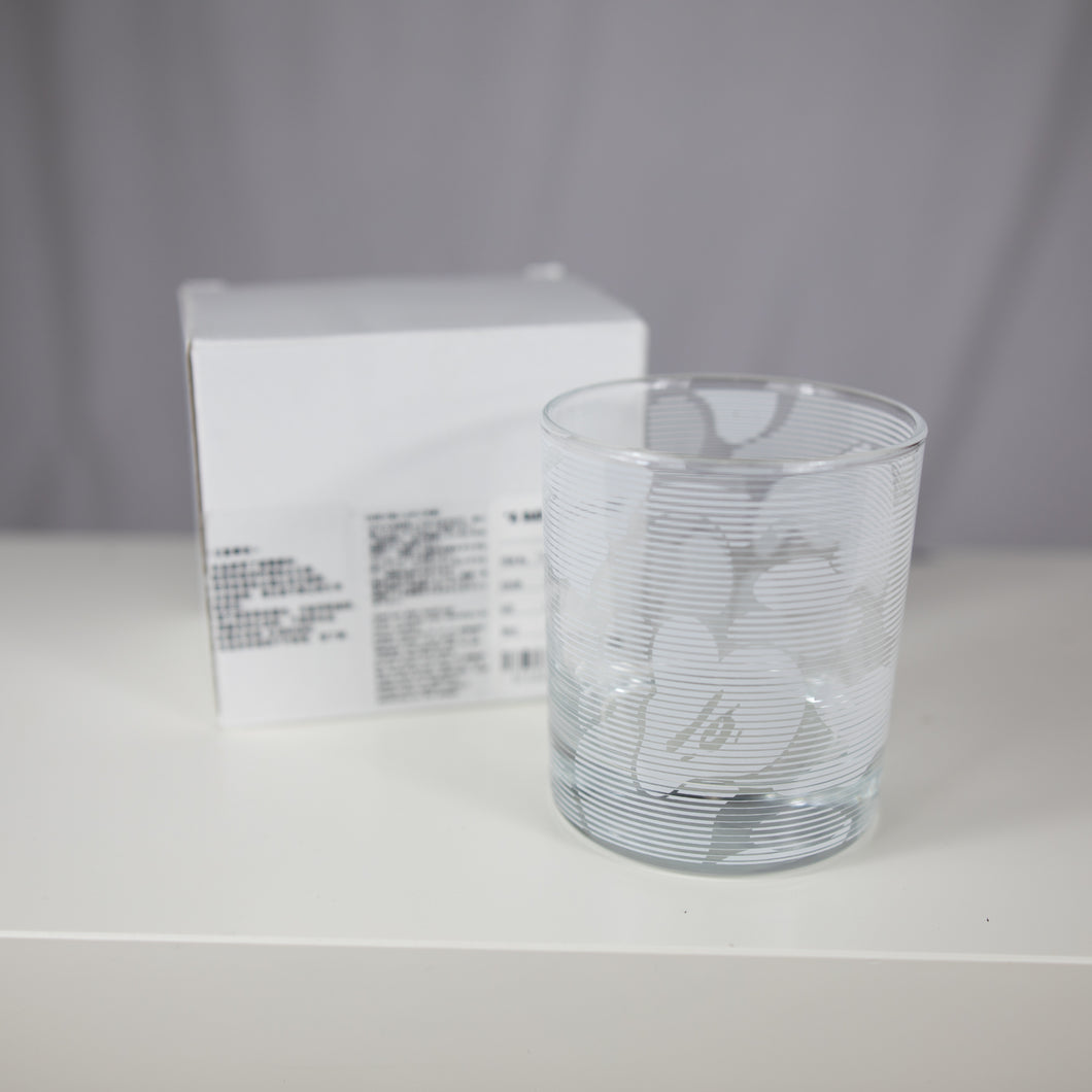 Bape Clear Camo Glass Cup (NEW)
