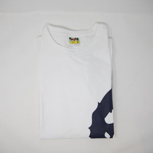 Bape Big Ape Head Tee (XL / USED)