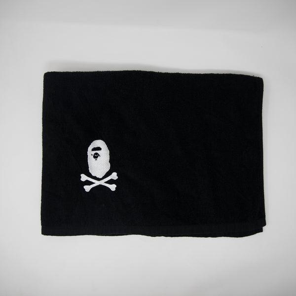 Bape Pirates Black Towel (USED)