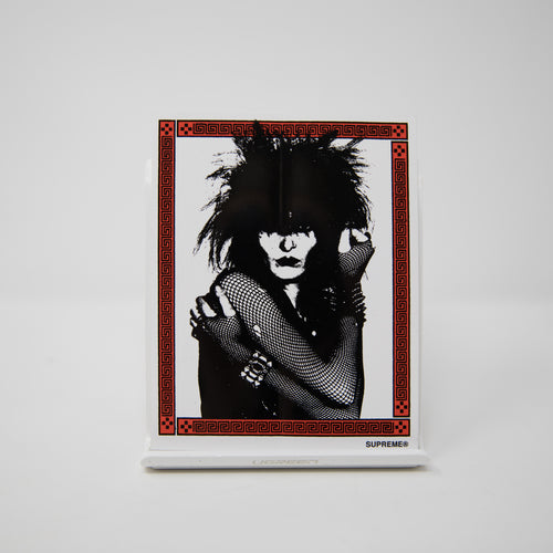 Supreme Siouxsie Sioux Sticker (MINT)