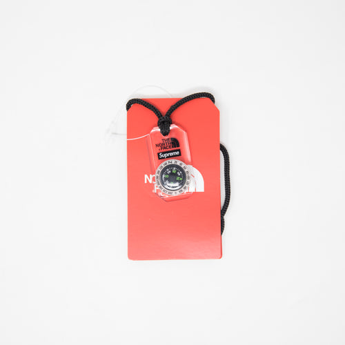 Supreme x The North Face Compass Necklace (NEW)