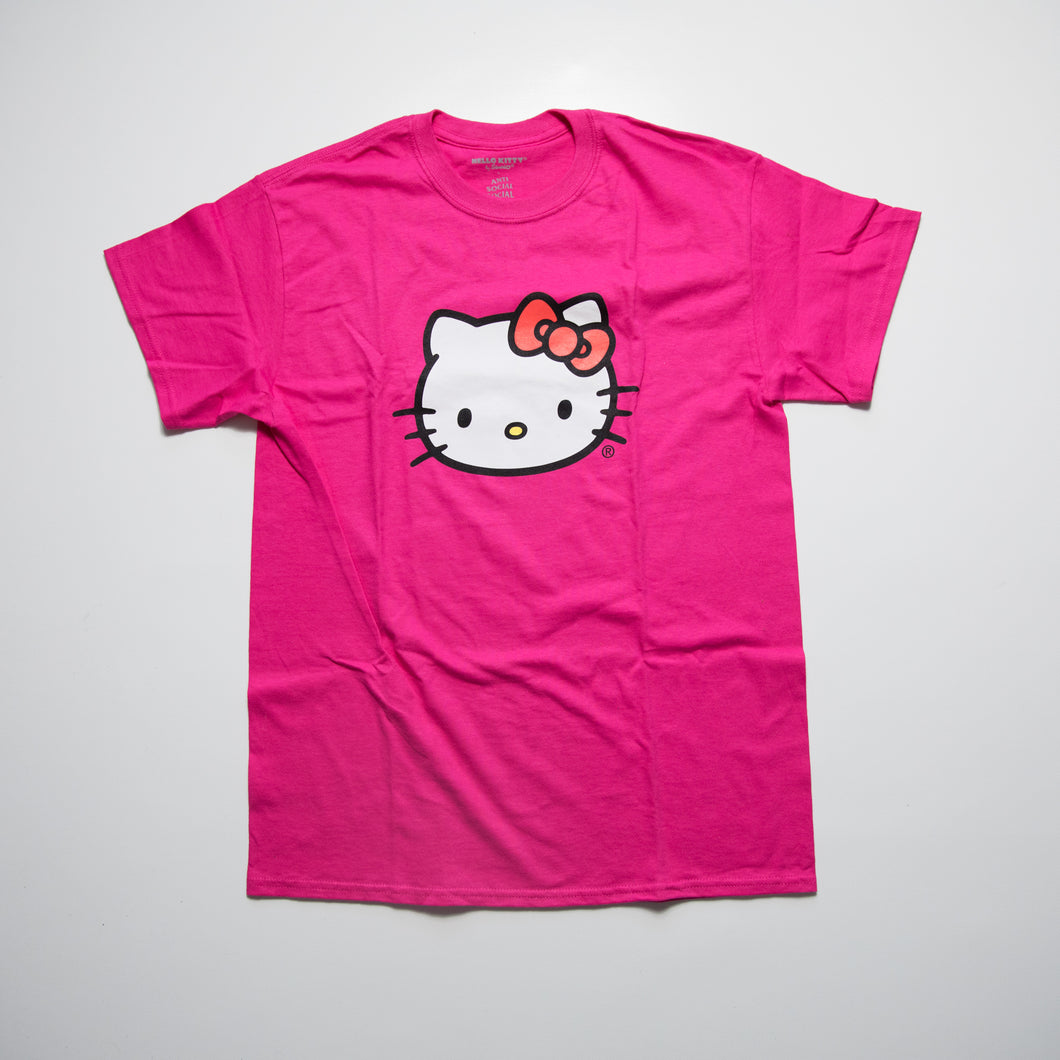 Hello Kitty x Anti Social Social Club Tee ( / NEW)