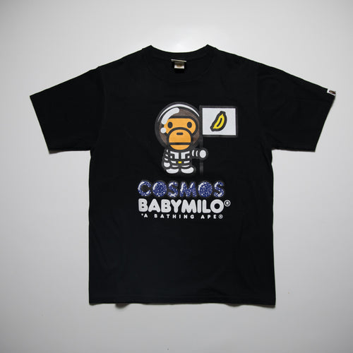 Bape Baby Milo Cosmos Tee (Medium / USED)