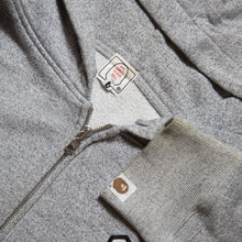 Bape Emblem Hoodie Grey (Medium / USED)