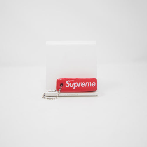 Supreme Puffy Keychain Red [2007] (USED)