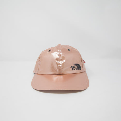 Supreme x The North Face Metallic Camp Cap Rose Gold (NEW)