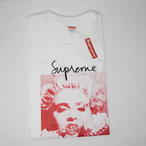 Supreme Madonna Tee White (XL / NEW)