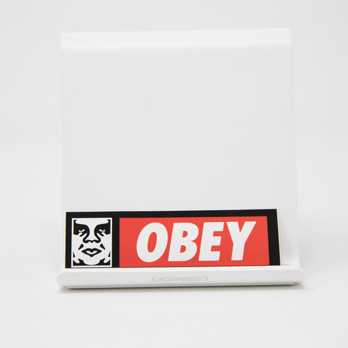 Obey Box Logo Sticker (MINT)