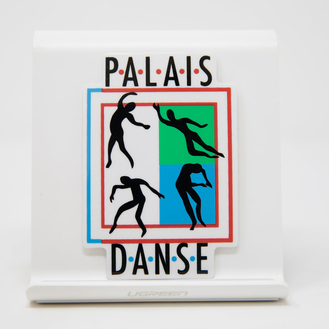 Palace Danse Crew Sticker (NEW)