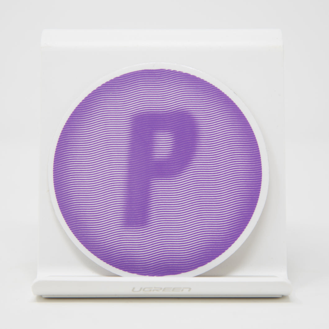 Palace Pircular Sticker (NEW)