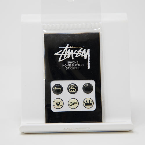 Stussy iPhone Home Button Stickers (NEW)
