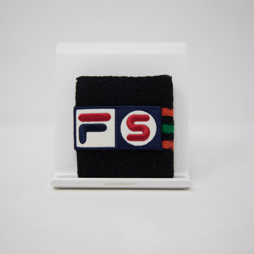 Supreme x Fila Wristband Black (USED)