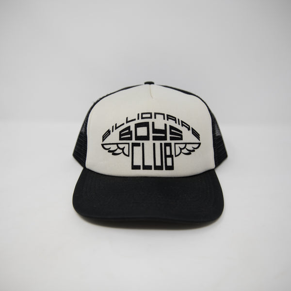 Billionaire Boys Club Wing Logo Trucker Cap (USED)