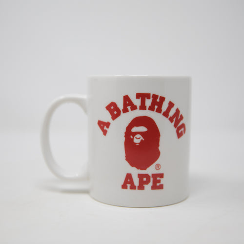 Bape Red College Mug (MINT)