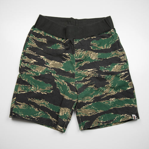 Bape Snake Camo Shorts ( Large / USED)