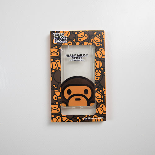 Bape Baby Milo iPhone X / XS Case (NEW)