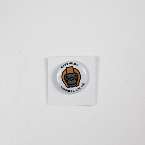 Bape Baby Milo General Ape (B) Pin (MINT)