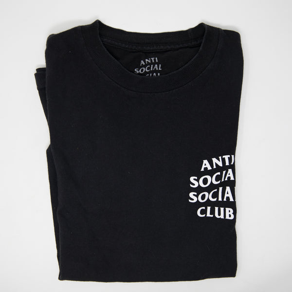 Anti Social Social Club Mind Games Tee (Small / USED)