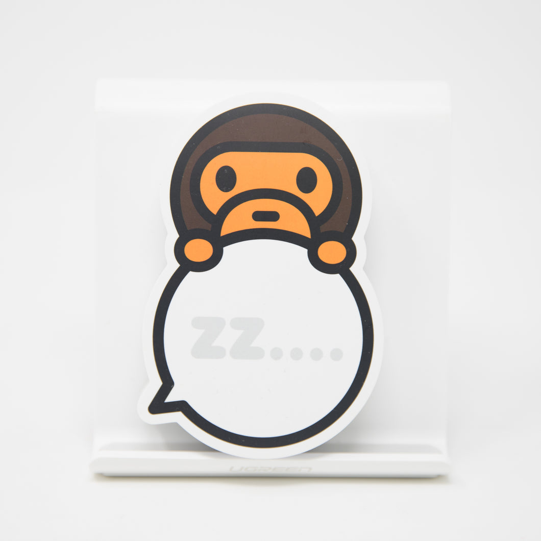 Bape Baby Milo Post-It Notes (NEW)