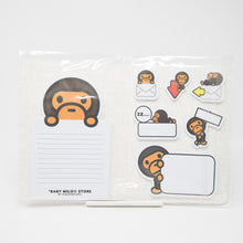 Bape Baby Milo Memo Set (NEW)
