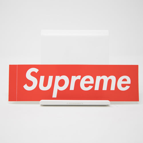Supreme Box Logo Sticker (MINT)