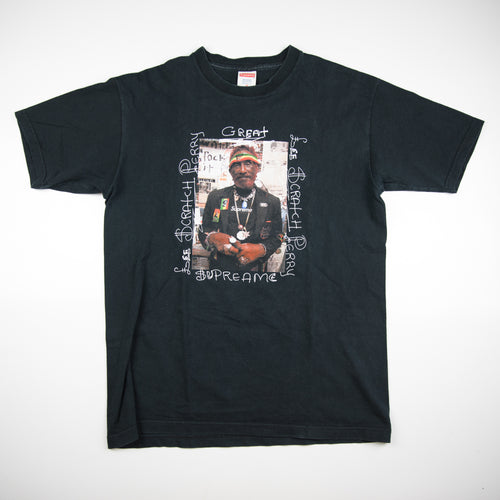 Supreme Lee Scratch Perry Tee (Medium / USED)