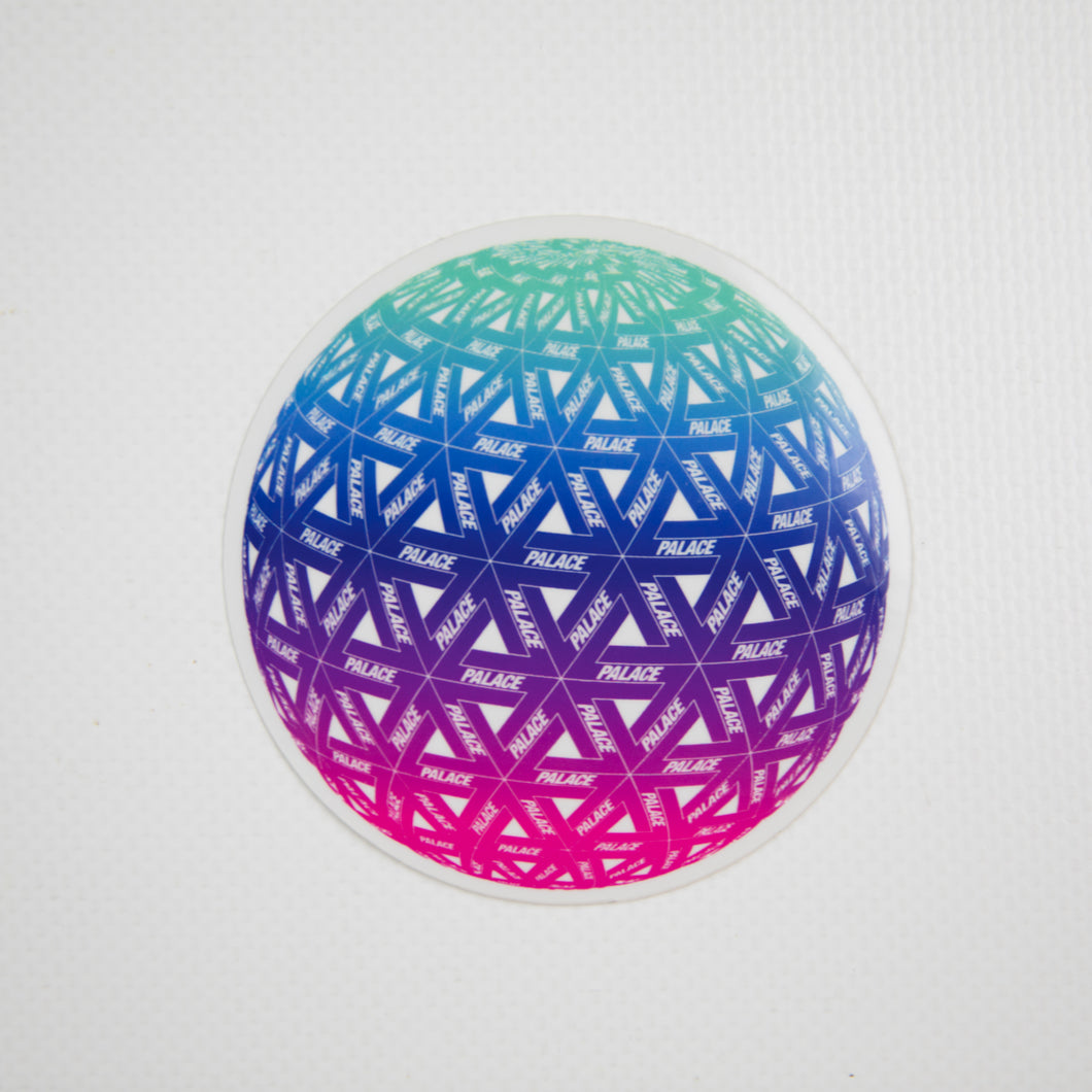 Palace Globular Sticker (MINT)