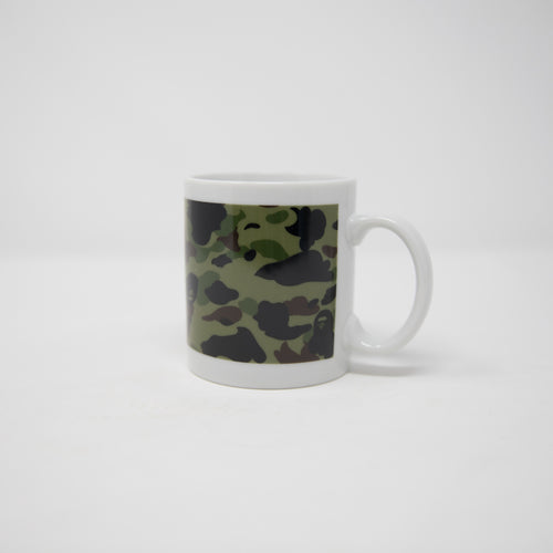Bape 1st Green Camo Mug (NEW)