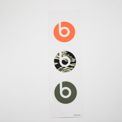 Beats x Undefeated Stickers (MINT)