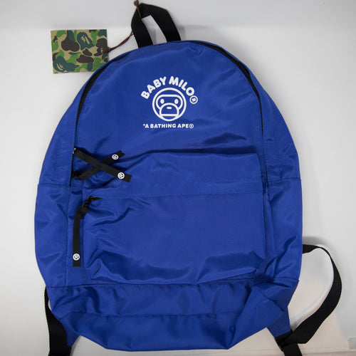 Bape Baby Milo Backpack Blue (NEW)