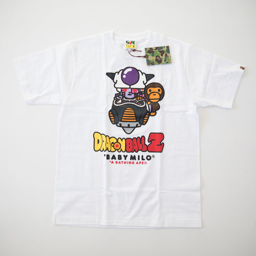 Bape x Dragon Ball Z Frieza Tee White (Medium / NEW)