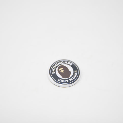 Bape Busy Works Pin (NEW)