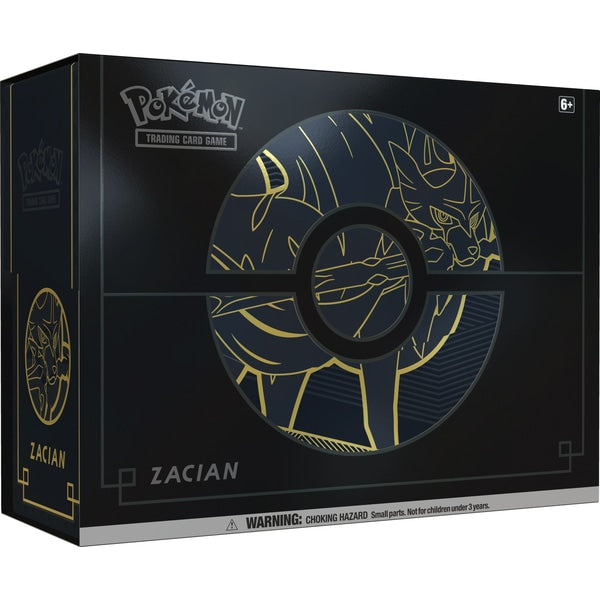 Pokémon Sword & Shield Elite Trainer Box Plus (NEW)