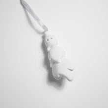 Daniel Arsham Snowman Ornament White (NEW)