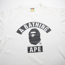 Bape Summer College Tee (XL / USED)