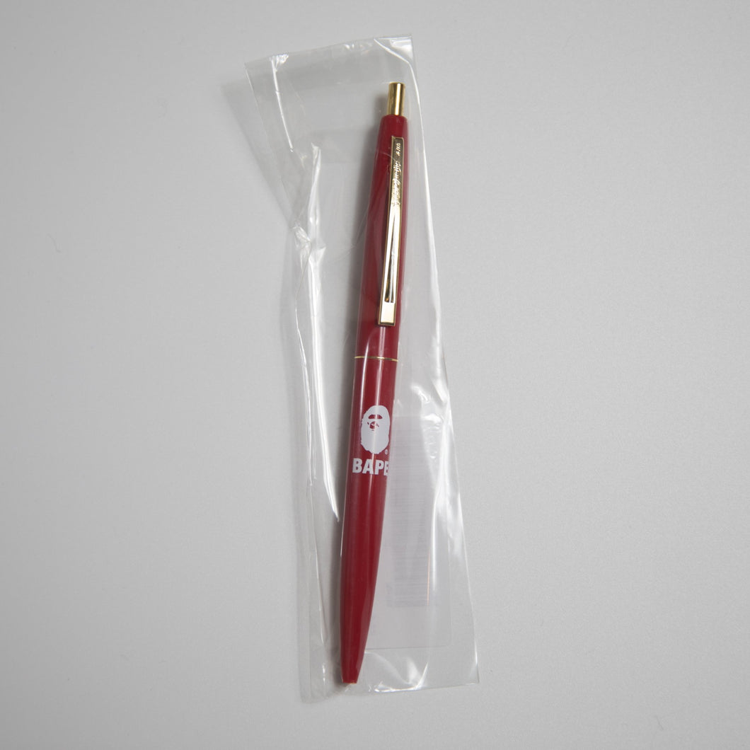 Bape BIC Pen Red (MINT)