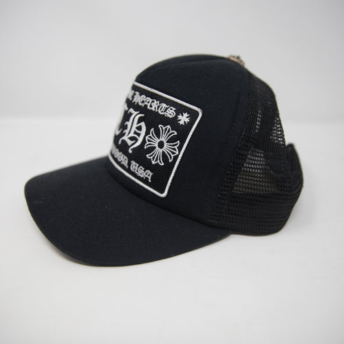 Chrome Hearts Hollywood USA Trucker Cap (USED)