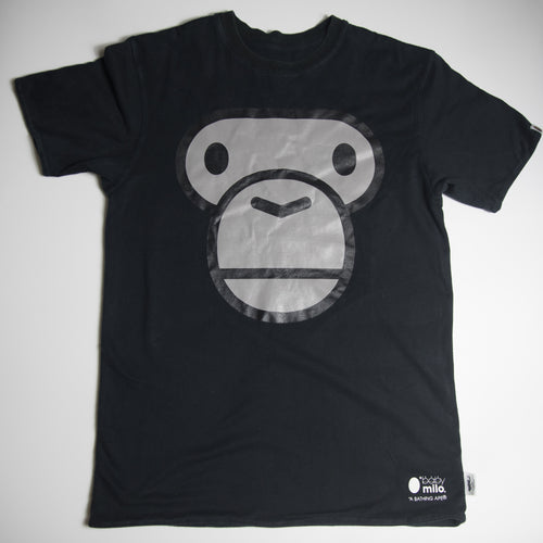 Bape Baby Milo Face Tee (Large / USED)