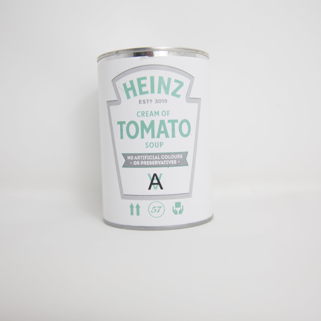 Daniel Arsham x Heinz Soup Can (NEW)