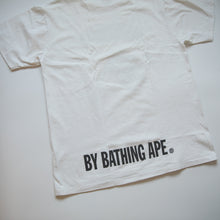 Bape Ape Face Tee (Large / USED)