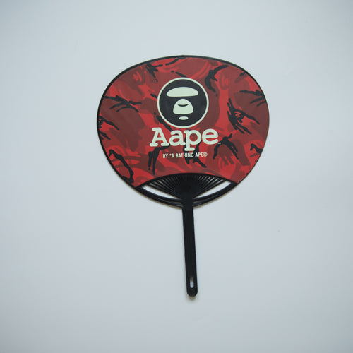 Aape Red Camo Fan (USED)