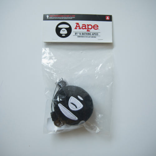 Aape Head Plush Keychain (MINT)